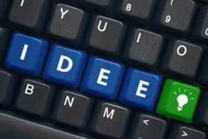 Idee Tastatur