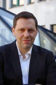 Präsidiumsmitglied Thorsten Unger