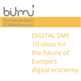 DIGITAL SME 10 ideas for the future of Europe's digital economy