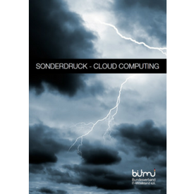 Cloud Computing Broschüre