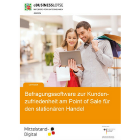 Leitfaden Kundenbefragung am Point of Sale