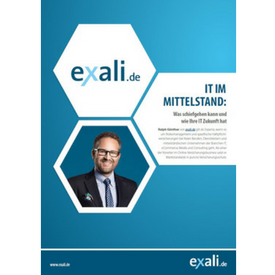 Whitepaper exali IT im Mittelstand