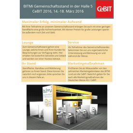 BITMi Herbstaktion CeBIT 2016