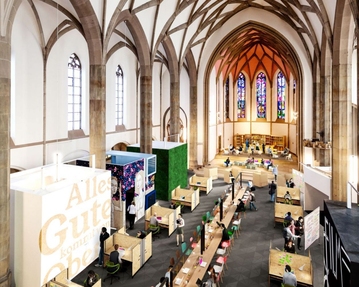 DIGITAL CHURCH Aachen digital Hub