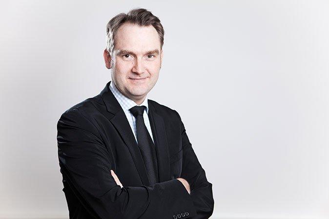BITMi-Präsident Dr. Oliver Grün.