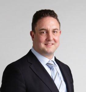 Fachgruppensprecher IT-Sicherheit Sebastian Feik
