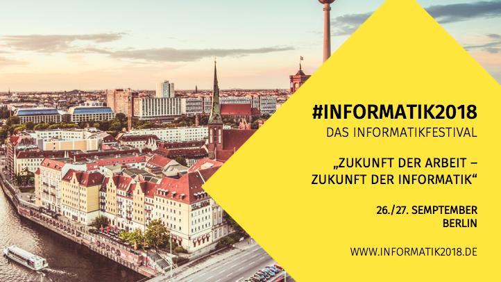 Jaherstagung Informatik Berlin