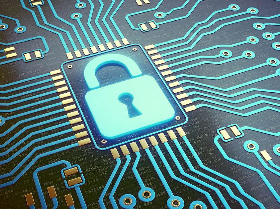 Schloß digitalisierung IT Security Sicherheit