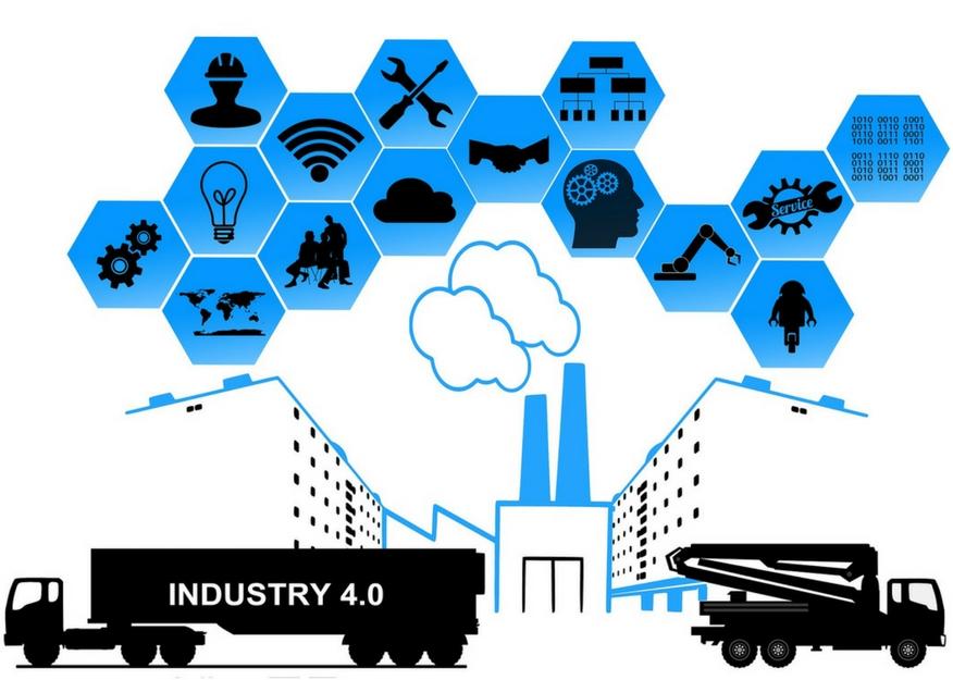 Industrie 4.0 WZL BITMi IT-Mittelstand