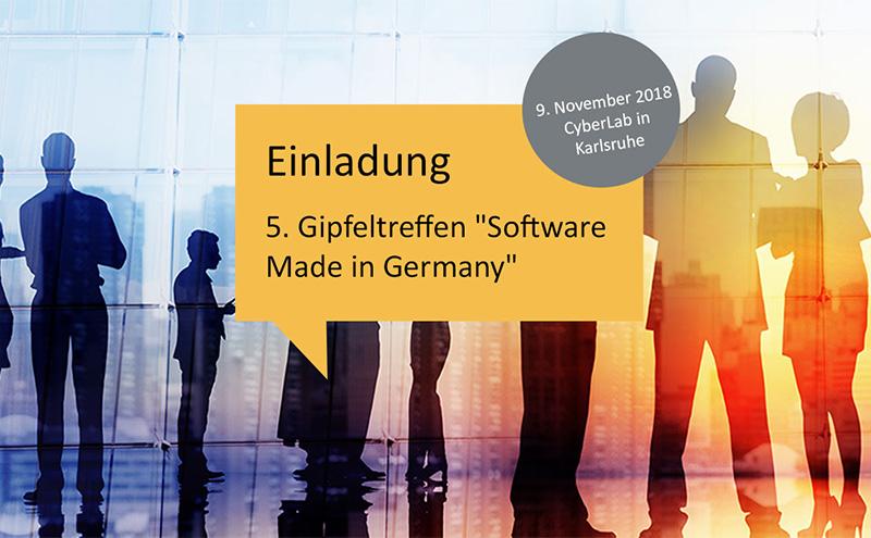 Branchentreffen Softwarehersteller IT-Unternehmen Konferenz