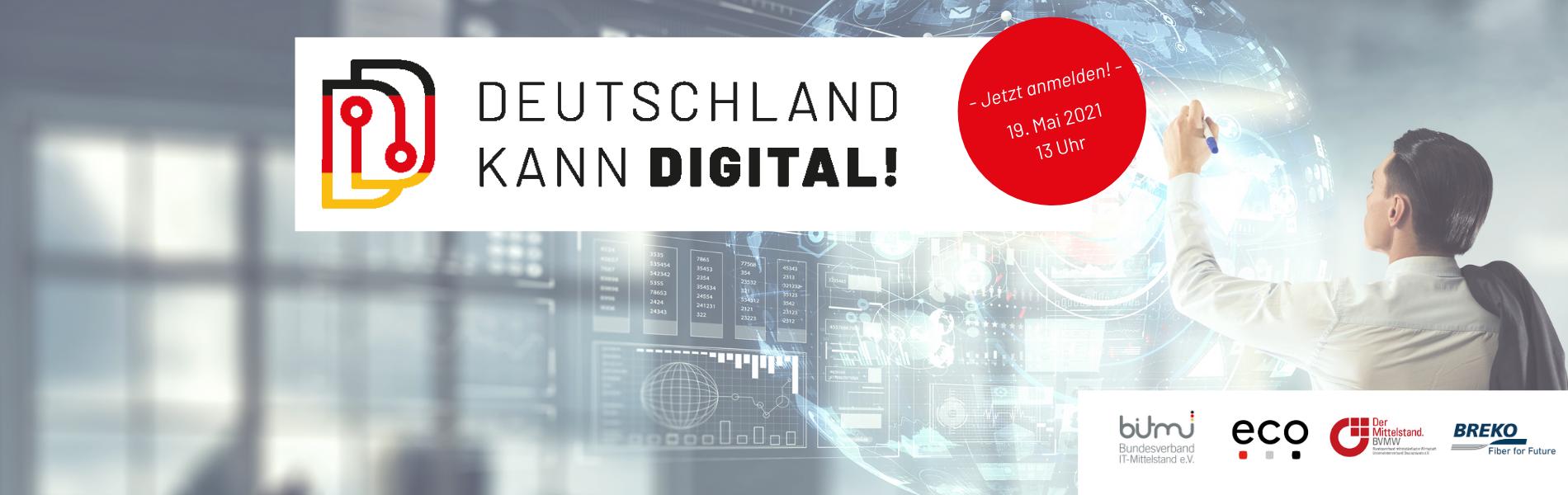 Deutschland kann digital!
