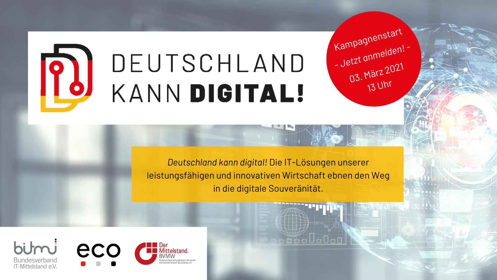 Deutschland kann digital