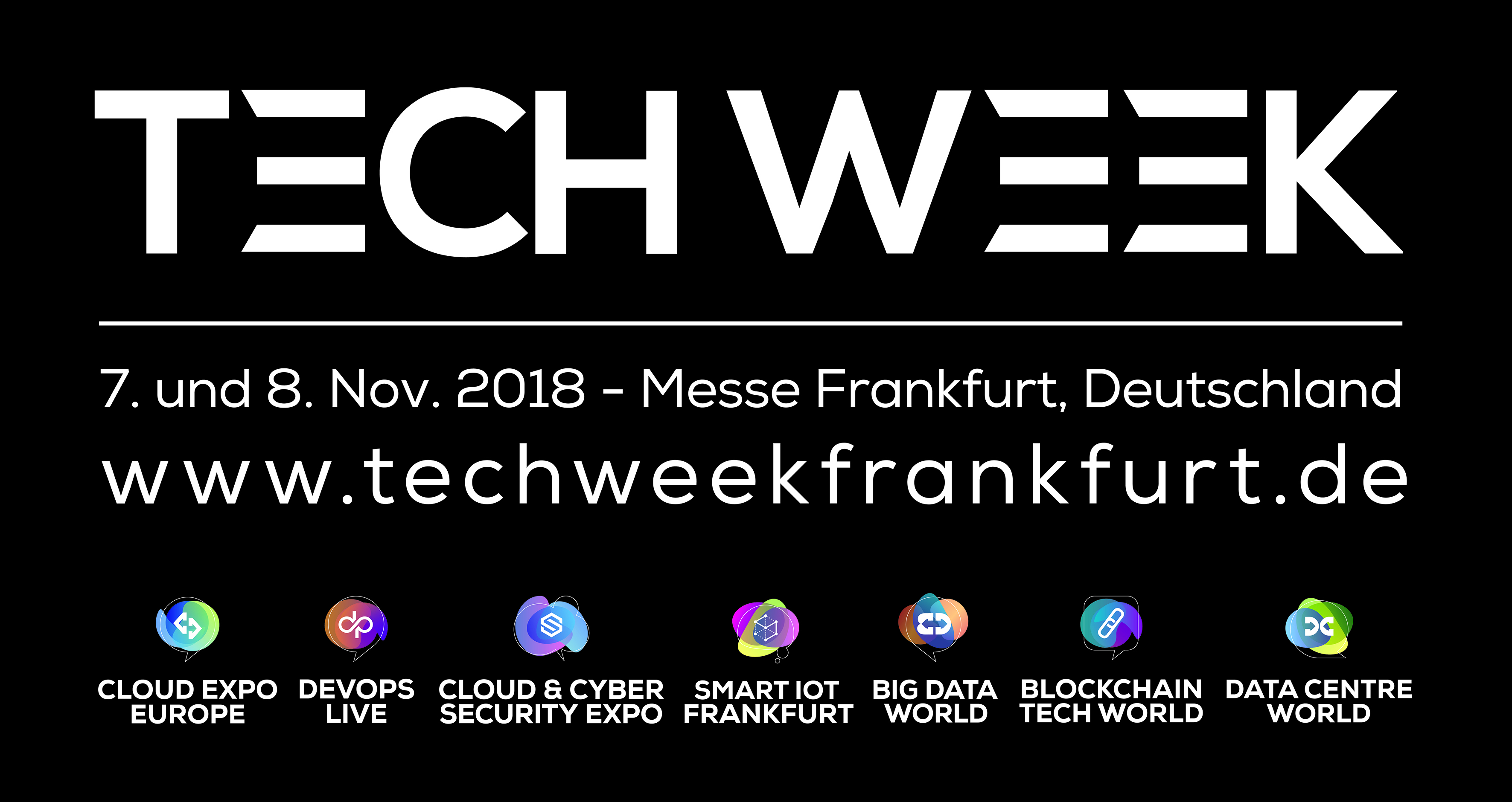 Tech Week Frankfurt Digitalisierung