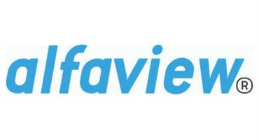 alfaview logo