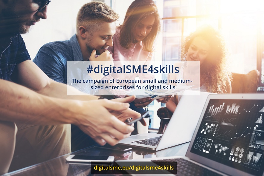 #DigitalSME4skills