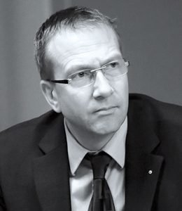 BITMi Präsidiumsmitglied Harald Dittmar