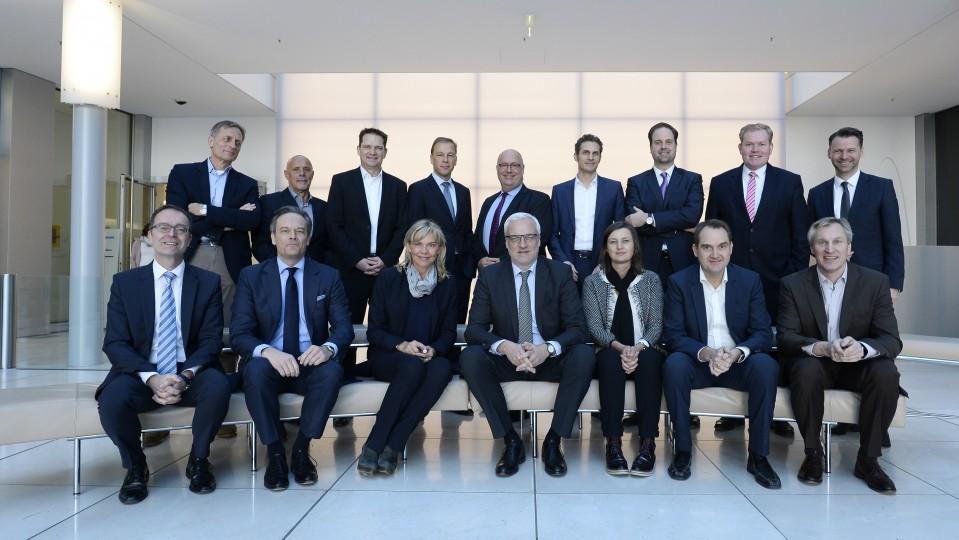 Der Beirat Digitale Wirtschaft NRW tagt in einer neuer Zusammensetzung. Foto: MWEIMH NRW/Roberto Pfeil