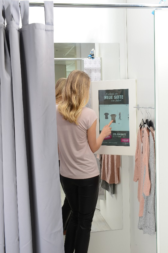 Interactive Fitting Room