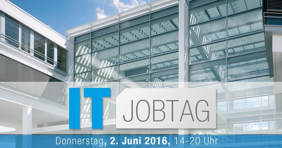 it-jobtag-münchen