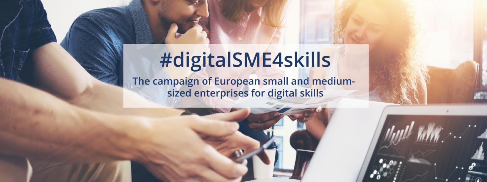EU-Initiative #DigitalSME4skills