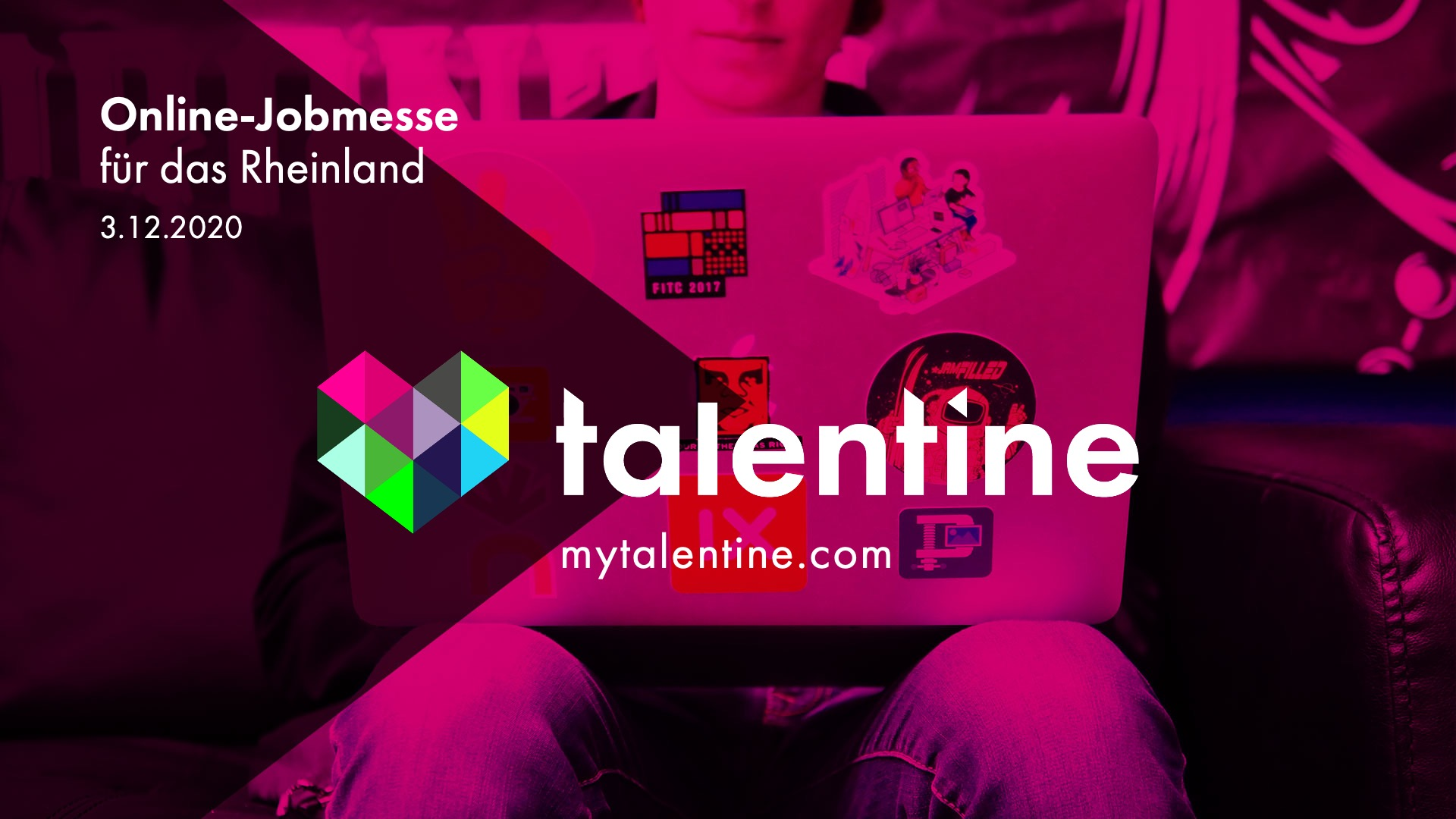 talentine Online-Jobmesse